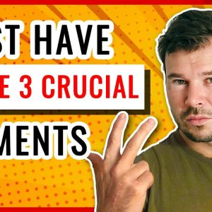 Landing Page Tutorial - 3 Most Crucial Things Every Landing Page Must Have [with 6 Examples]