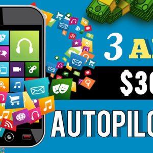 3 NEW Apps That Pays $300+ On Autopilot | Make Money Online 2021 | Make Money Online